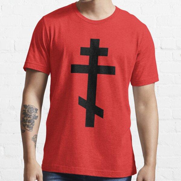 Orthodox Cross Essential T-Shirt