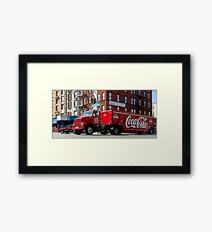 Way of life Framed Print