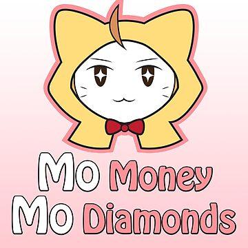 MO money MO diamonds by Naedix