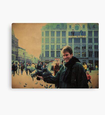 dam square Canvas Print