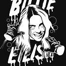 Billie Eilish  by aartmoore