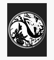 Pokemon Taoism edition Photographic Print