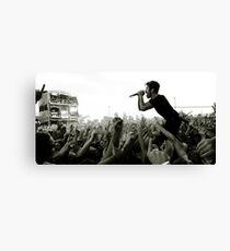 AFI at Soundwave  Canvas Print