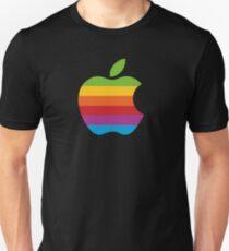 Old Apple logo Unisex T-Shirt