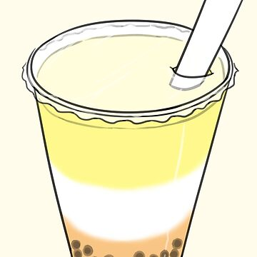 Maverique Pride Bubble Milk Tea by JNNardacci