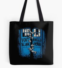 The walking Angels Tote Bag