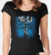 The walking Angels Women's Fitted Scoop T-Shirt