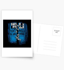 The walking Angels Postcards