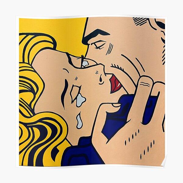 RECREATION OF KISS V Poster