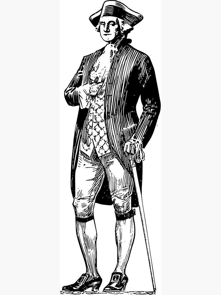 character of george washington by wailtahir