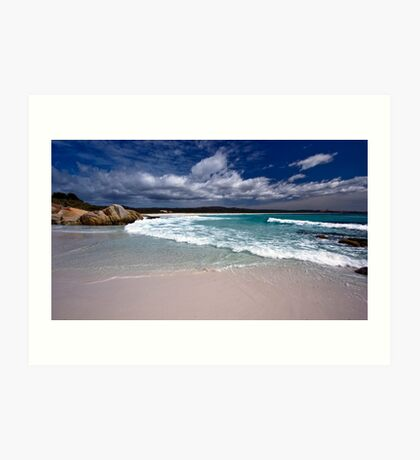 Bay of Fires - Tasmania Art Print