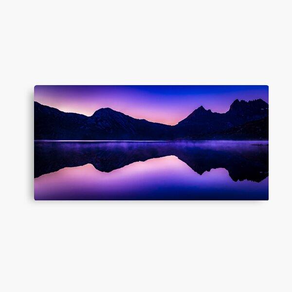 Dove Lake, Cradle Mountain, Tasmania Canvas Print