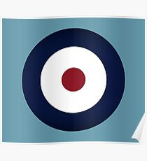 RAF Design Poster