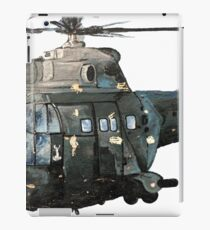 Gunship Indian Air Force iPad Case/Skin