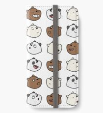 We Bare Bears iPhone Wallet/Case/Skin