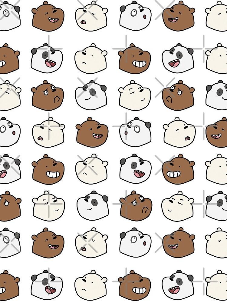 We Bare Bears by jkyuu