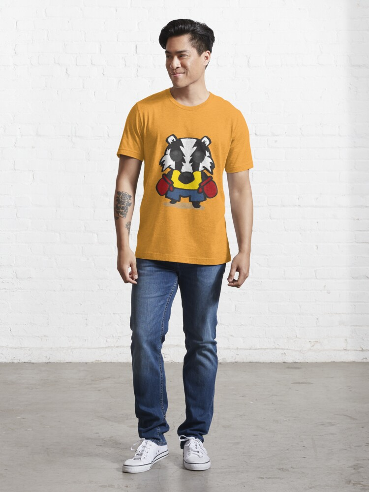 Alternate view of Cute Badger by Roley Essential T-Shirt