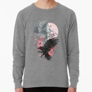 Crows Yin Yang