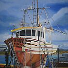 The Slipway (Bowen QLD) Finished by Ken Tregoning