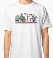 Camiseta clásica Desfile de Trollhunters
