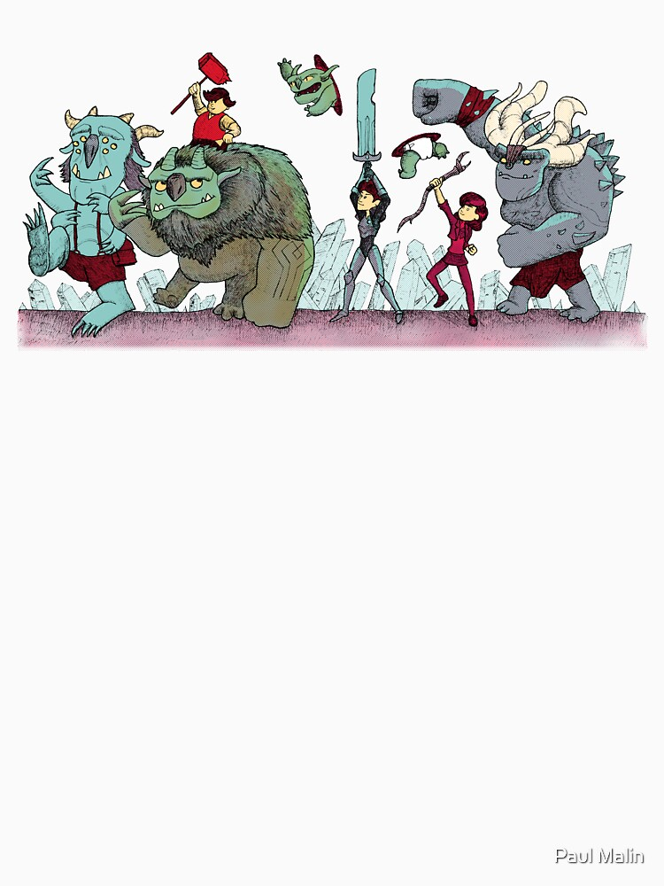 «Trollhunters Parade» par Kite4