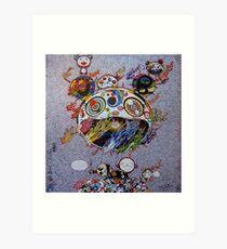 MURAKAMI X RAFE ``INSANITY`` Art Print