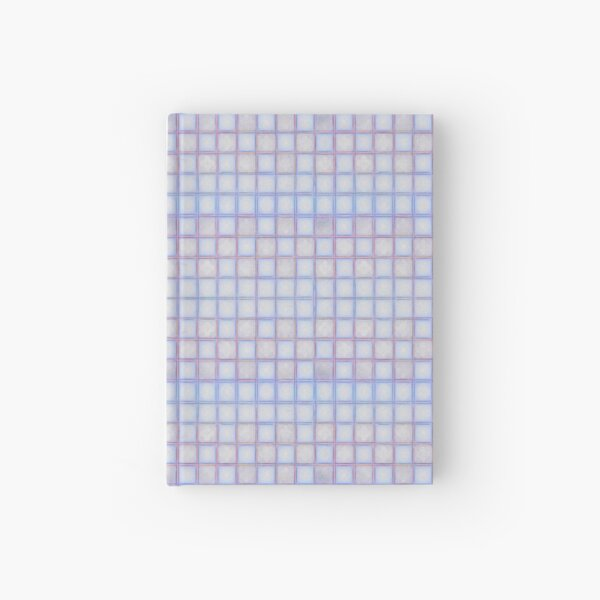 Ballpoint Graph Paper (cover design) Hardcover Journal