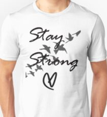 stay strong Slim Fit T-Shirt