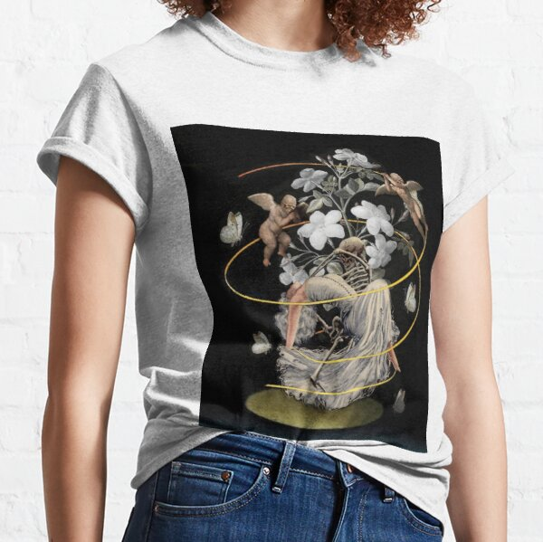 THE WIZENED EMBRACE⠀ Classic T-Shirt