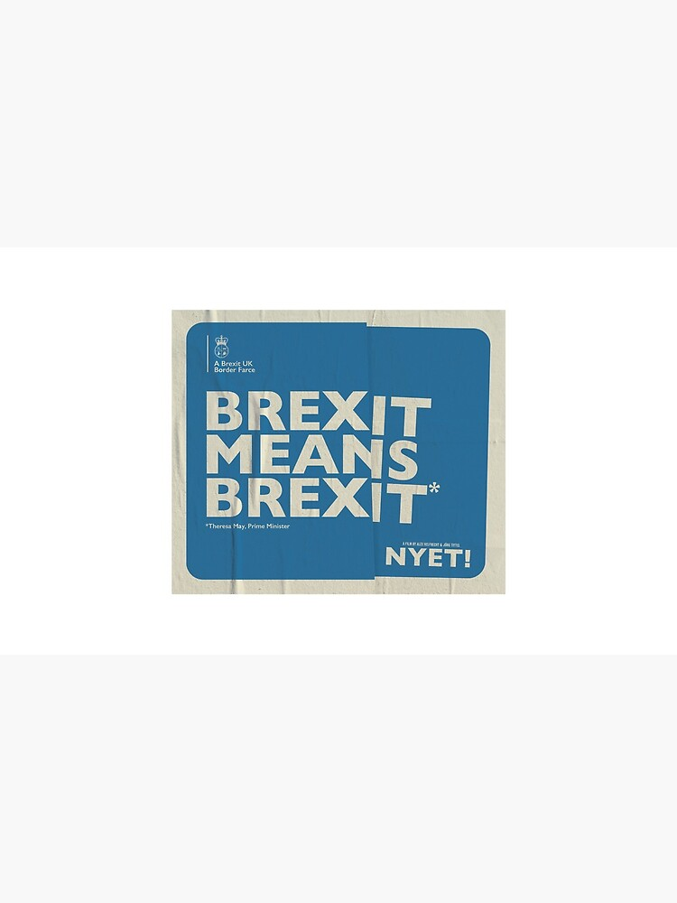 Brexit Mug by nyetfilm