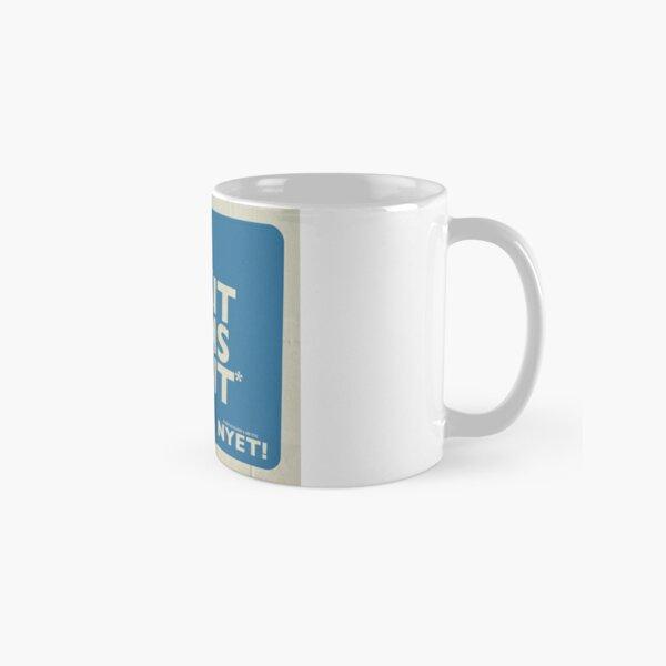 Brexit Mug Classic Mug