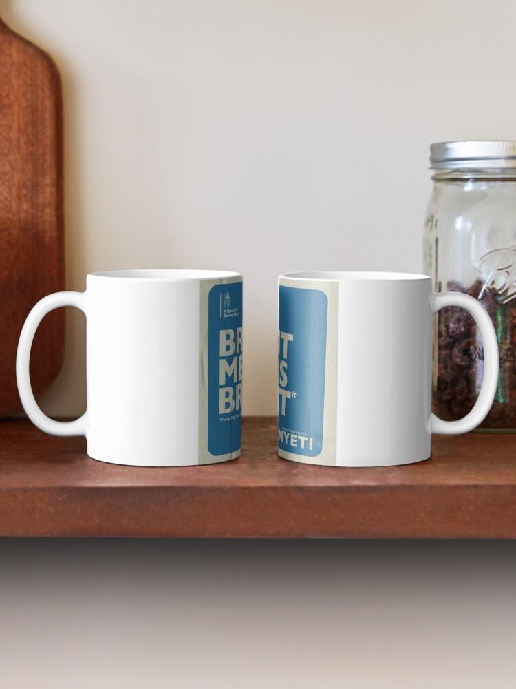 Alternate view of Brexit Mug Mug