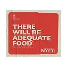 Adequate Food Mug by NYET! - a Brexit UK Border Farce
