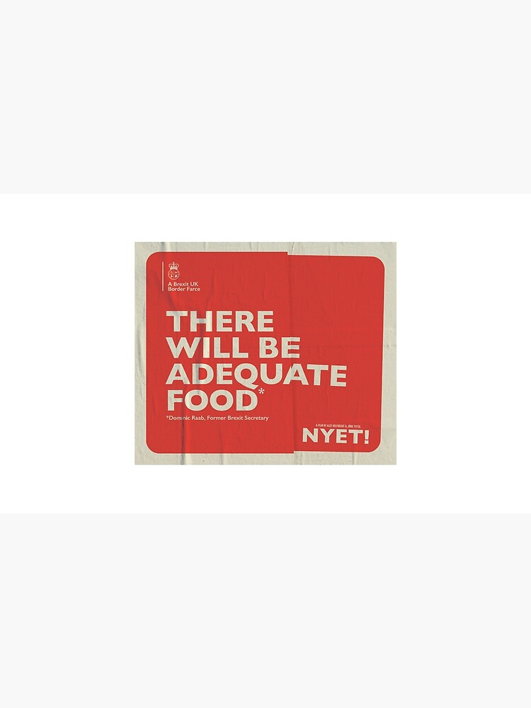 Adequate Food Mug by nyetfilm