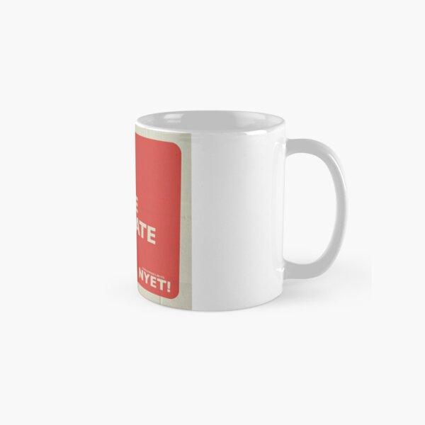 Adequate Food Mug Classic Mug