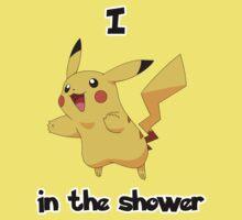 I Pikachu..