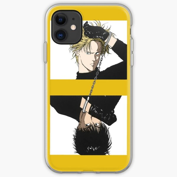 asheiji edit iPhone Soft Case