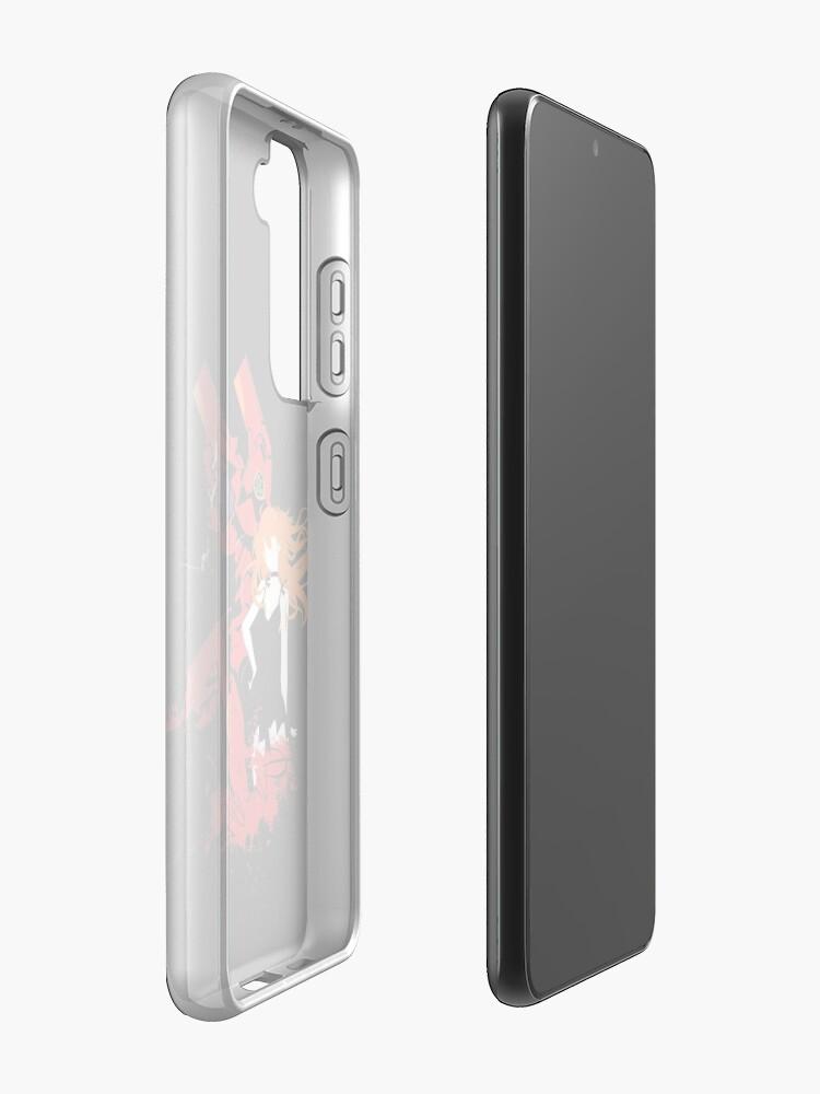 Alternate view of Evangelion Unit-02 Case & Skin for Samsung Galaxy
