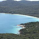 View Of Stewart's Bay From Mt Amos by Sprinkla