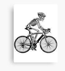 bike riding Metal Print