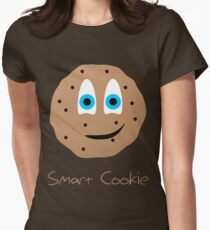 Smart Cookie Womens Fitted T-Shirt