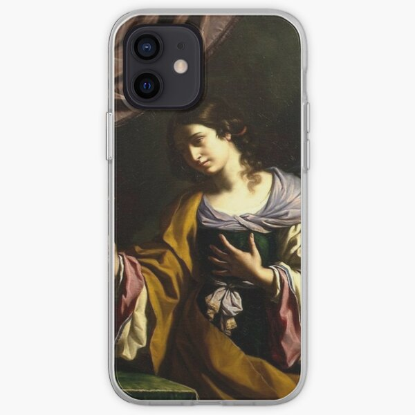 #Painting #Portrait #Art #VisualArts #people adult religion color image copy space women iPhone Soft Case