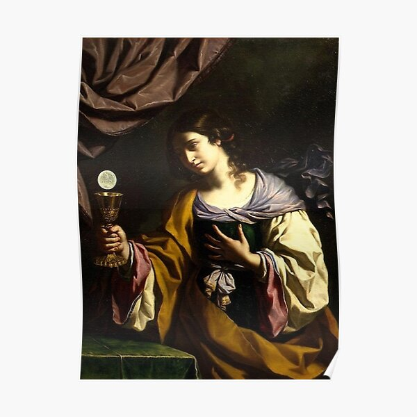 #Painting #Portrait #Art #VisualArts #people adult religion color image copy space women Poster