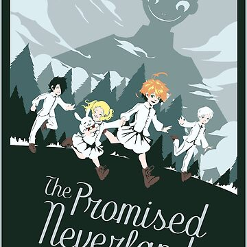The Promised Neverland by SnipSnipArt