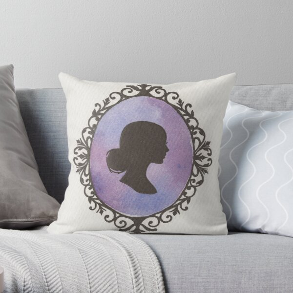 Buffy Cameo Coussin