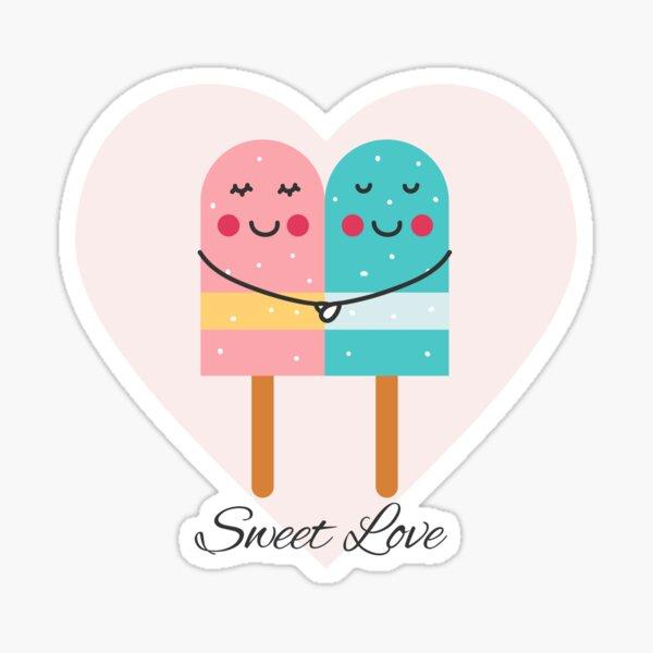 Valentine's Day Sweet love Sticker
