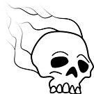 Skull Fire by Logan81