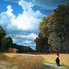 """Autumn Harvest....""""Die Ernte""""..1860 by edsimoneit"""
