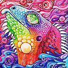 GlitterIguana by cloudsover31