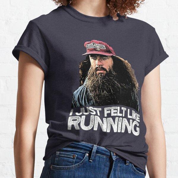 I just felt like running Classic T-Shirt